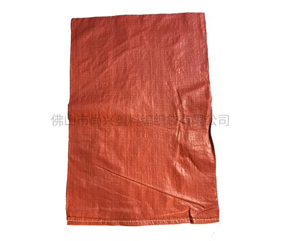 浙江红色覆膜编织袋