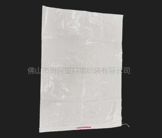白色编织袋覆膜