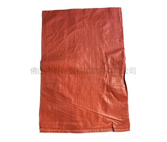 红色覆膜编织袋