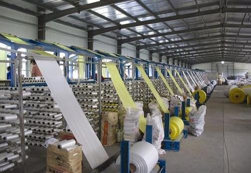 塑料编织袋厂